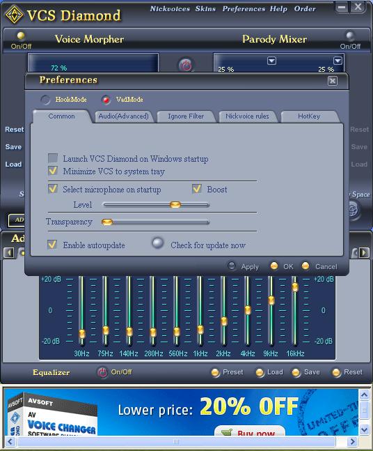 av voice changer software diamond 4.0.54