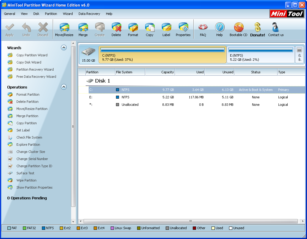 Active@ Partition Manager 4.0 - PC wie mein bet at home Konto überprüfen bet at home Vollversion Advisor