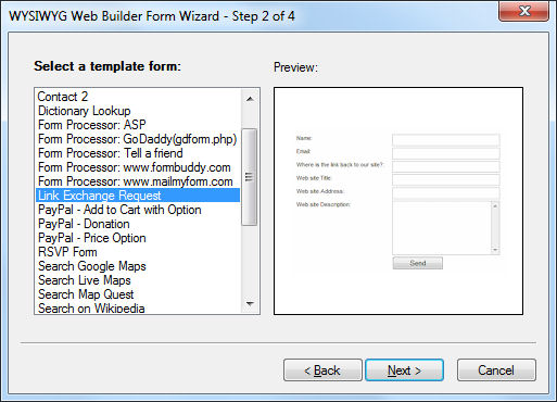 Преглед на снимка в оригинални размери. WYSIWYG Web Builder 8.5.2.